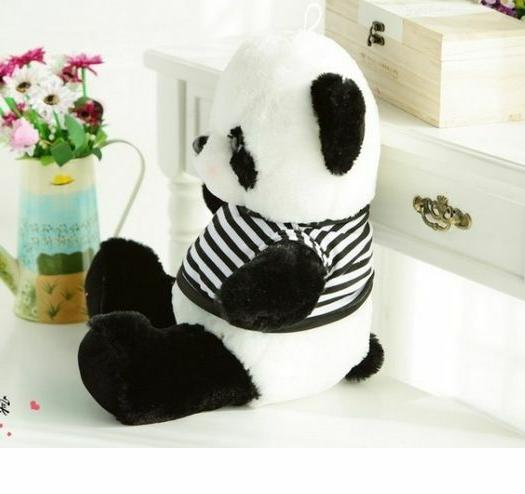 "23"" Panda Teddy Soft Pillow"