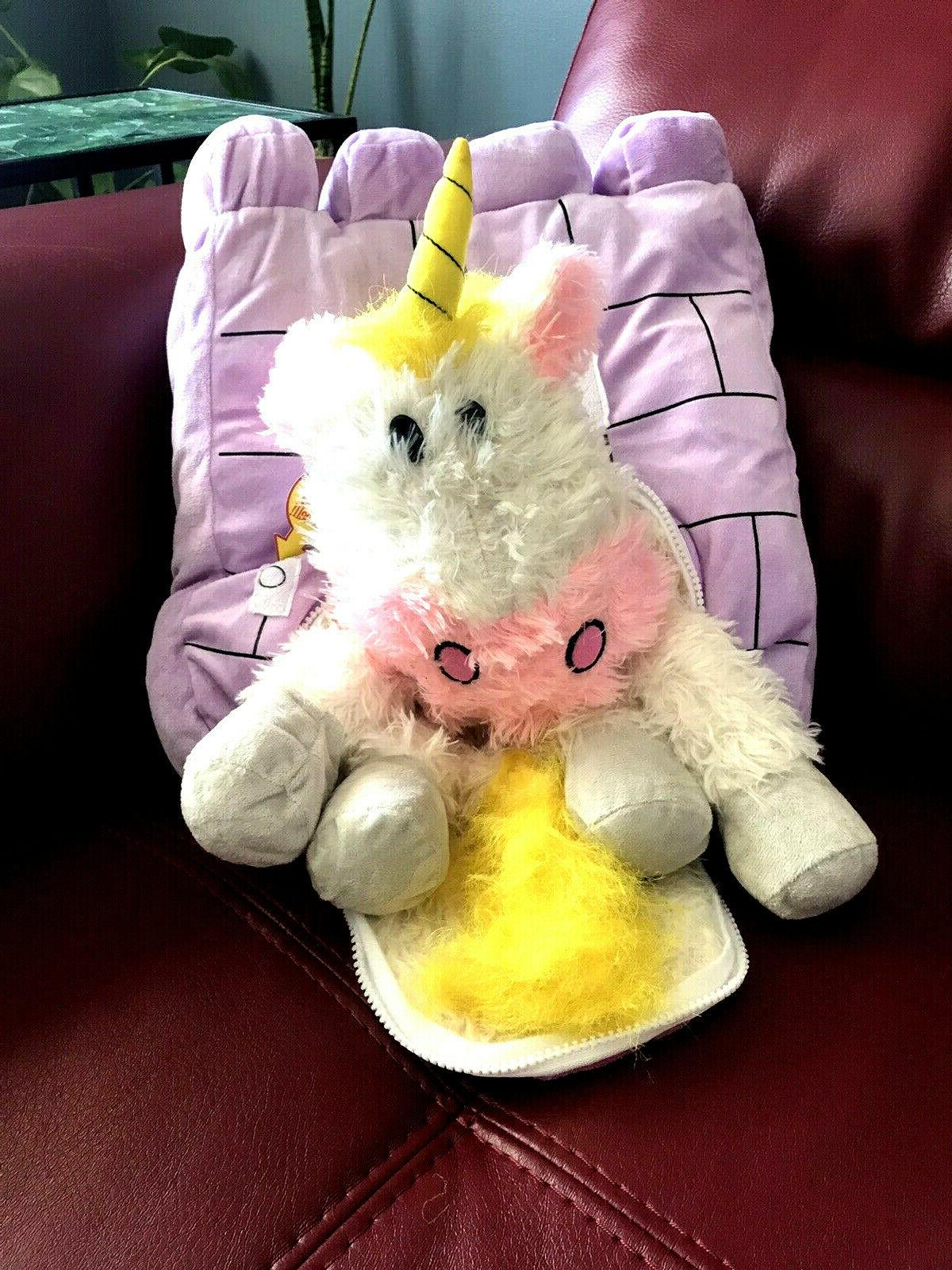 "24"" Funny Stuffed Plush Fantasy Soft Pillow"