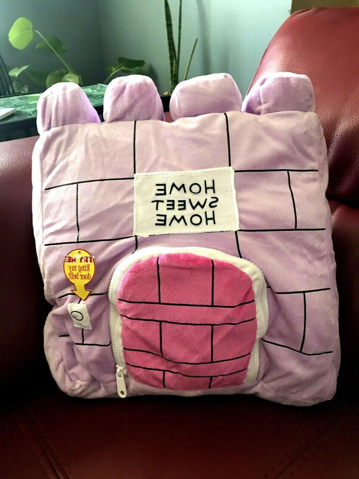 "24"" Funny Plush Fantasy Soft Pillow"