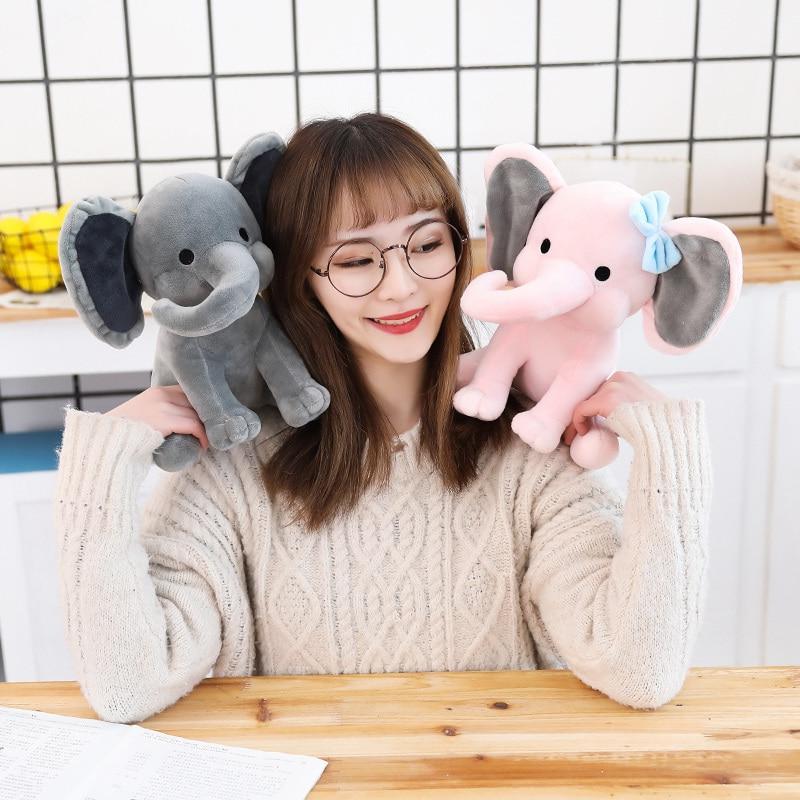 25cm Choo Elephant Soft Animal Appease Kid Gift