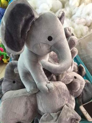 25cm <font><b>Originals</b></font> Choo Elephant Humphrey Soft <font><b>Plush</b></font> Animal for Kids Birthday