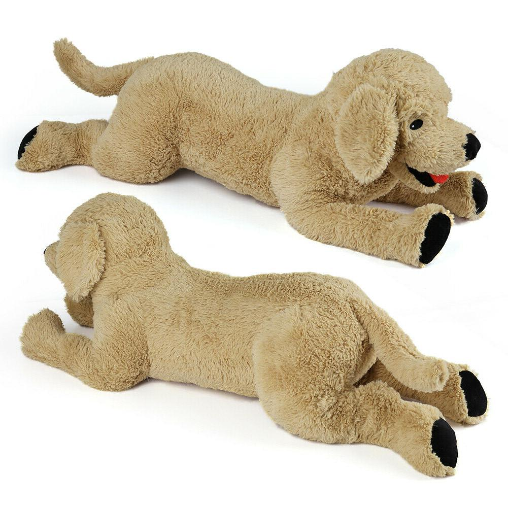 27'' Large Plush Dog Stuffed Animals Toy Kids Children Girls