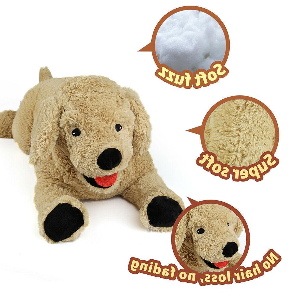 27'' Plush Stuffed Animals Toys Kids Gifts Puppy Doll