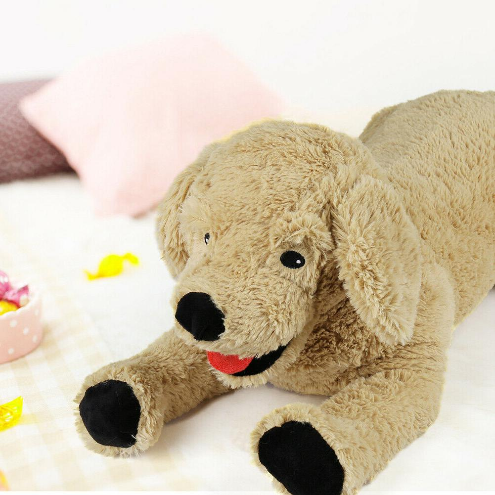 27'' Large Plush Dog Stuffed Toys Baby Kids Child Doll