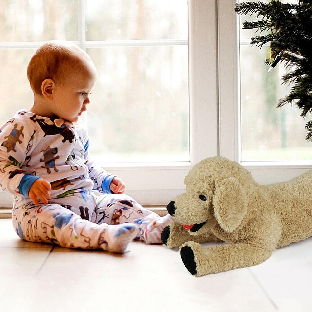 27'' Stuffed Animals Baby Kids Child Puppy Doll
