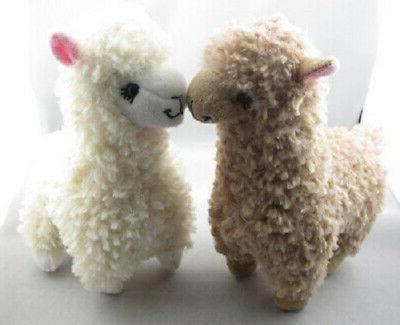 2x Plush Toy Camel Stuffed Animal Doll