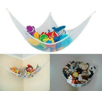 New Jumbo Hammock Toy Net Organizer Corner Stuffed Animals K