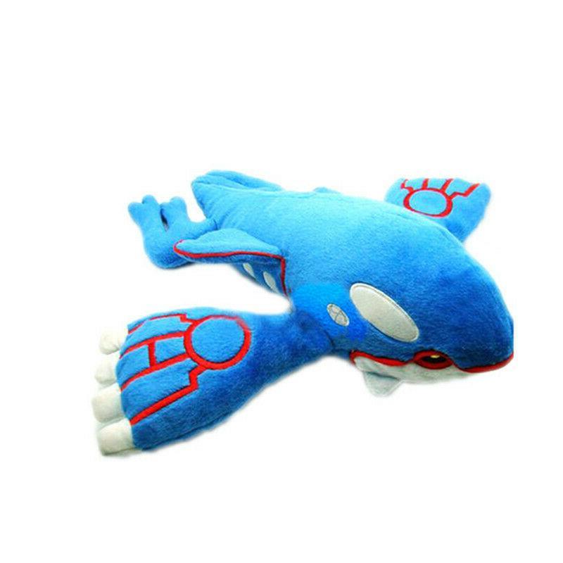 30cm 12 kyogre plush animation toy soft