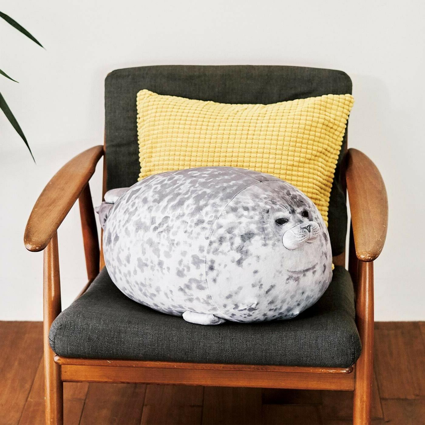 30cm Chubby Blob Plush Animal Doll