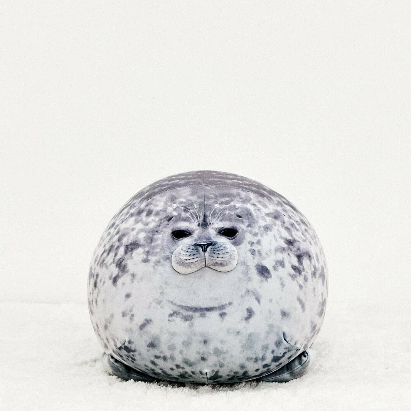 30cm Blob Plush Ocean Pillow Doll