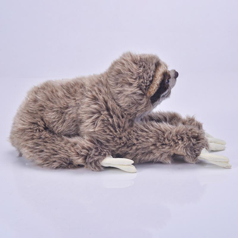30cm <font><b>Wild</b></font> <font><b>Republic</b></font> Three Sloth <font><b>Plush</b></font> <font><b>Toy</b></font>