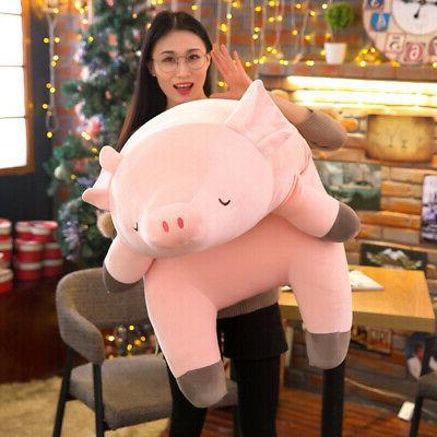 30CM Animal Plush Doll Soft Throw Pillow Gift