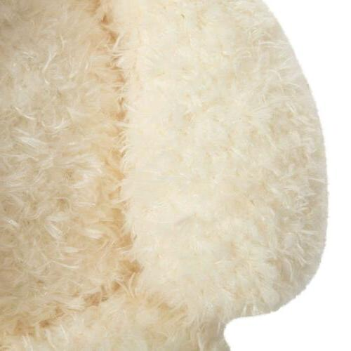 32 Plush Teddy Bear Christmas Stuffed Cuddly Beige