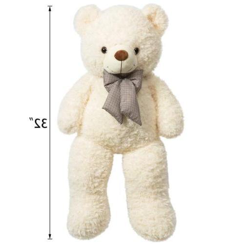 Bear Toy Christmas Stuffed Cuddly