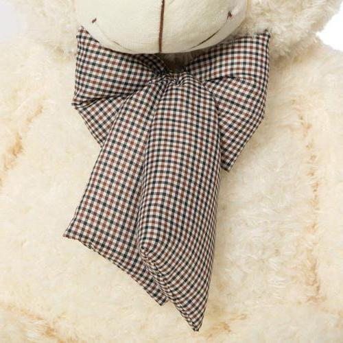 32 Inch Teddy Bear Toy Gift Stuffed Beige