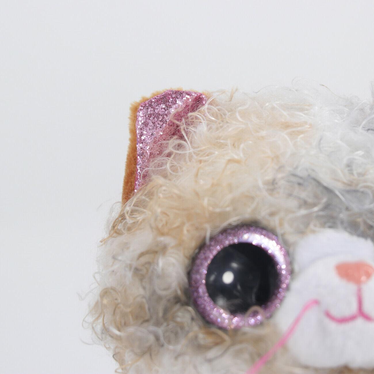 """6"""" TY Glitter Eyes Plush Animals"""