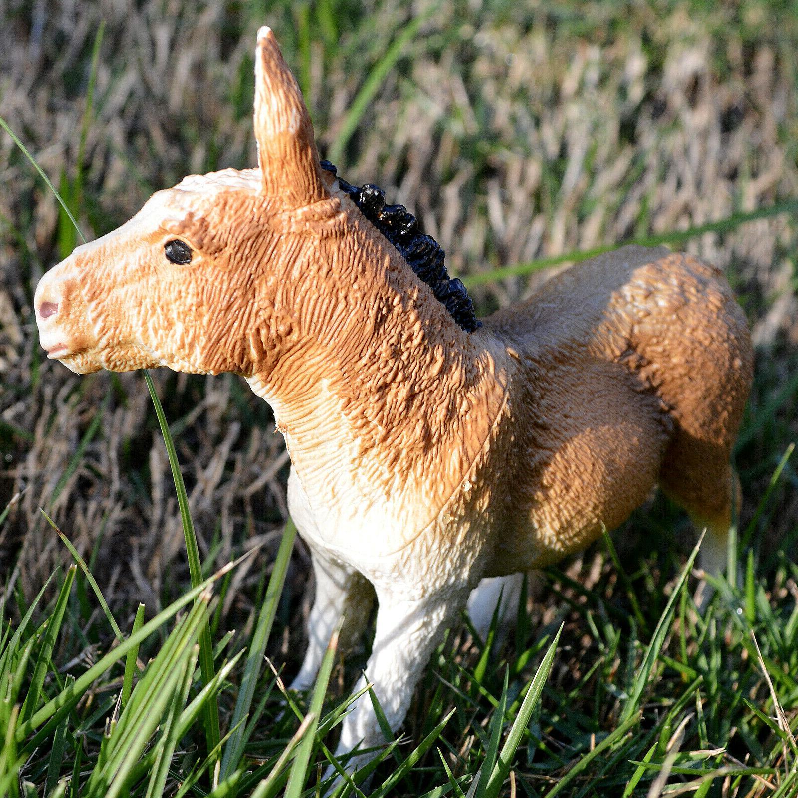 6 Animals Donkey Goat