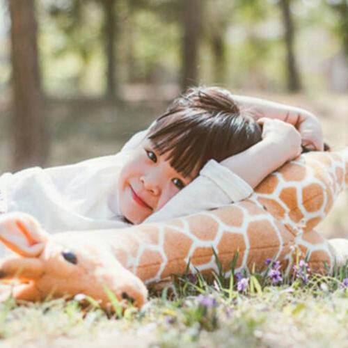 60CM Giraffe Large Stuffed Animals Toys Gift UK DL5