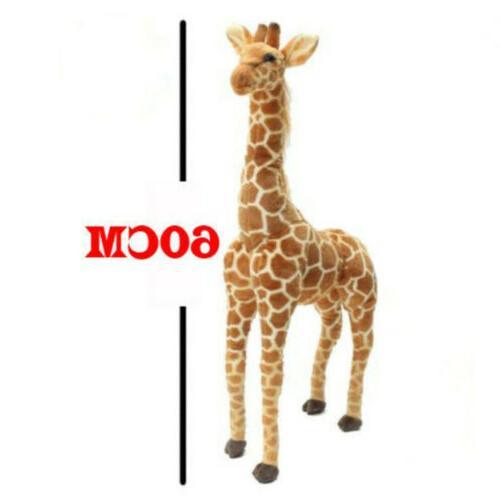 60CM Giraffe Doll Large Stuffed Toys Gift DL5