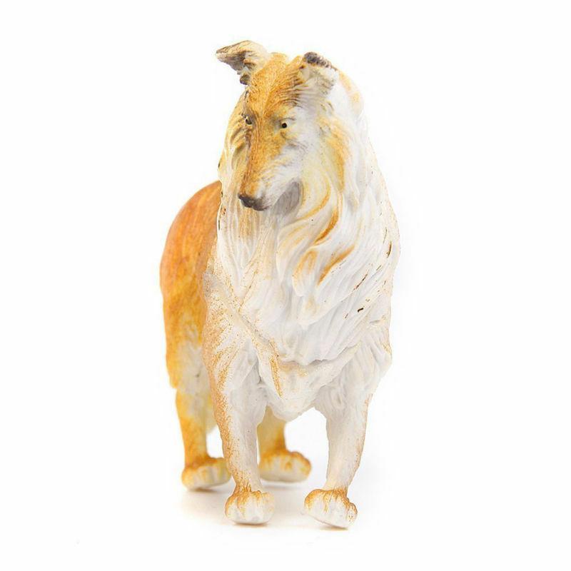 6Pcs Kids Action Figure Pig Dog Horse