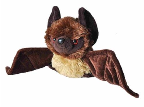 7 inch hug ems bat plush stuffed