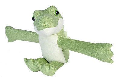 8 Inch CK Huggers Crocodile Plush Stuffed Animal by Wild Rep