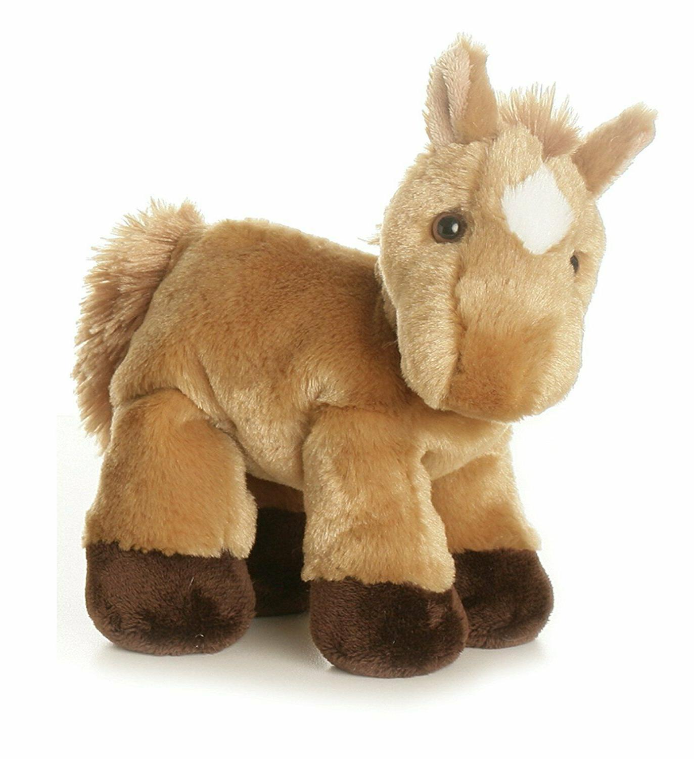 8 Mini Horse Animal by Certificate