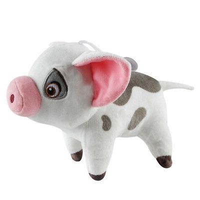 Movie Moana Pet Pig Pua Stuffed Animals Cute Cartoon Plush T