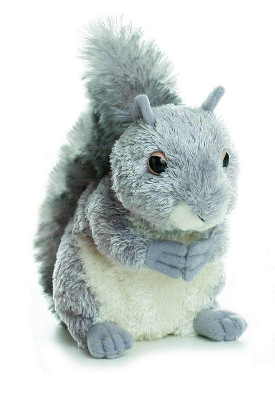 8 nutty squirrel plush stuffed