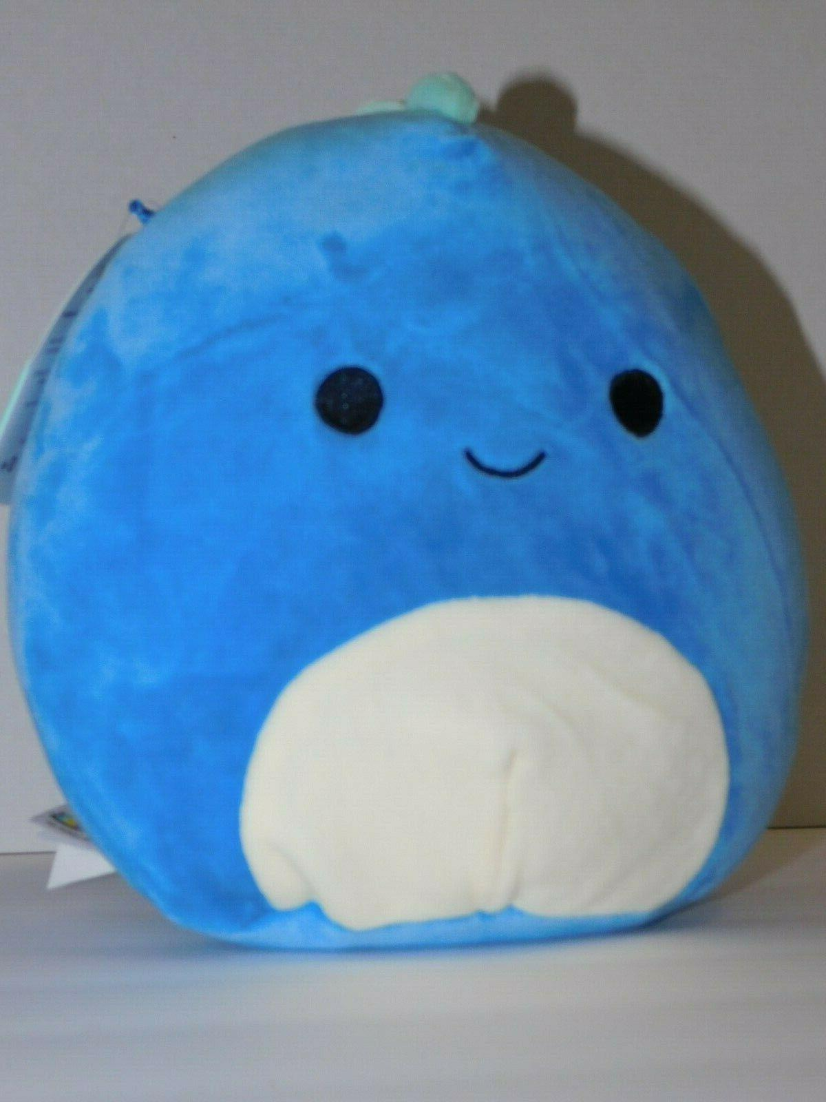 8 squishmallow dinosaur plush stuffed animal brody