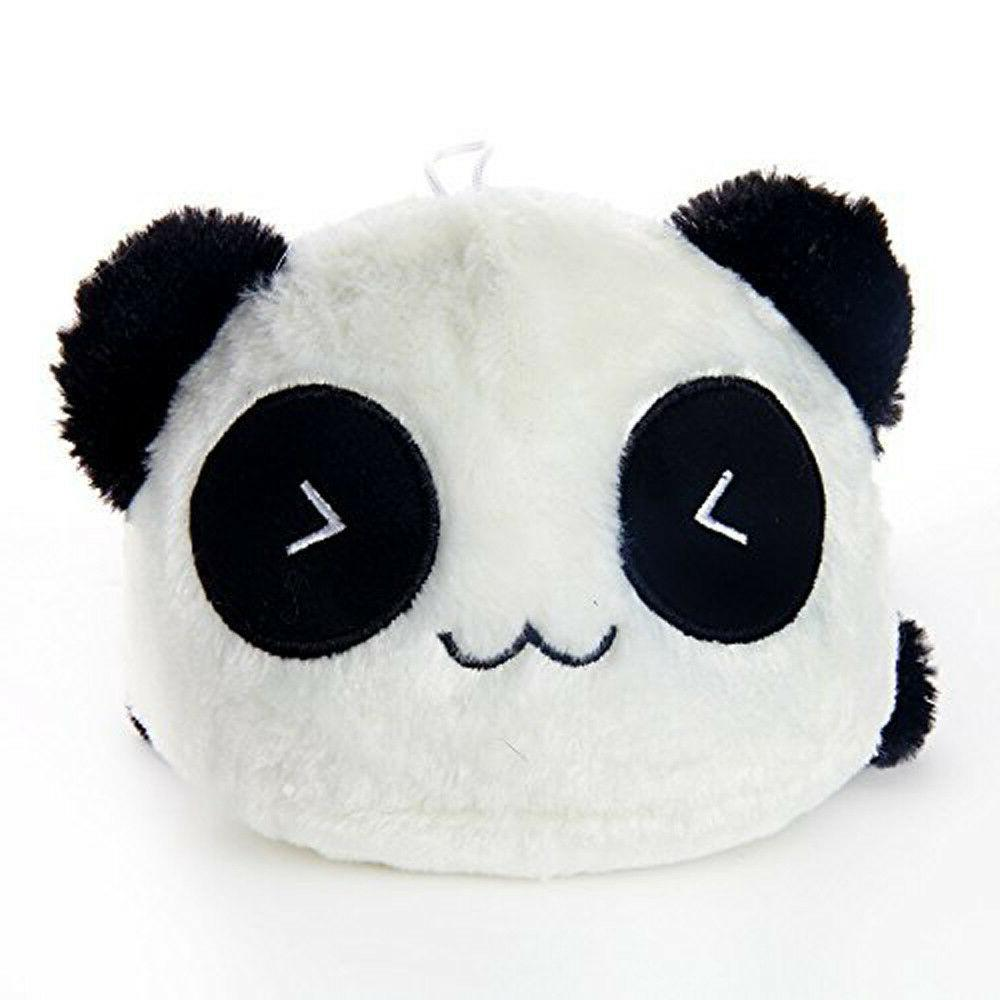 "7"" High Cute Toy Plush Animal Panda Pillow 1 pack"