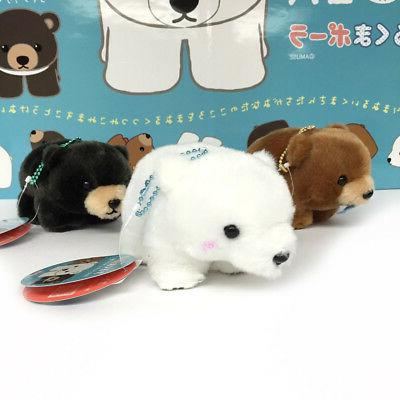 AMUSE Stuffed Animal Marukuma Polar Plushies