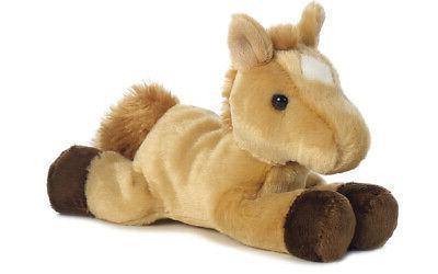 """Aurora Roan Horse Mini 8"""""""