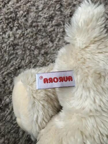Aurora Pug Dog Stuffed