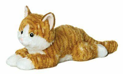 """Aurora World Flopsie Chester Cat, 12"""""""