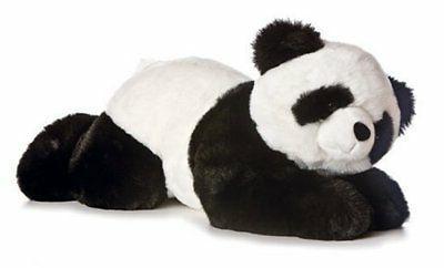 "Aurora World Super Flopsie Xie-Xie Plush Panda Bear 26"""