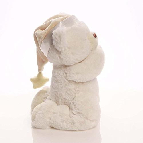 Baby GUND Prayer Bear Musical Plush,