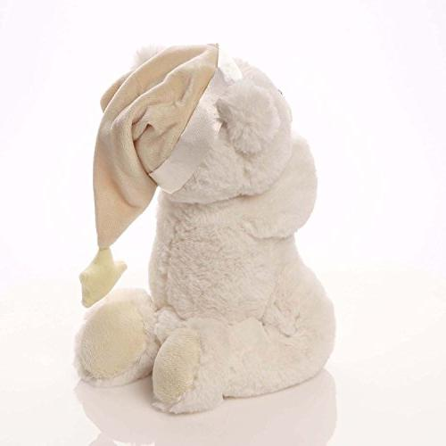 "Baby Prayer Teddy Bear Stuffed Plush, 8"""