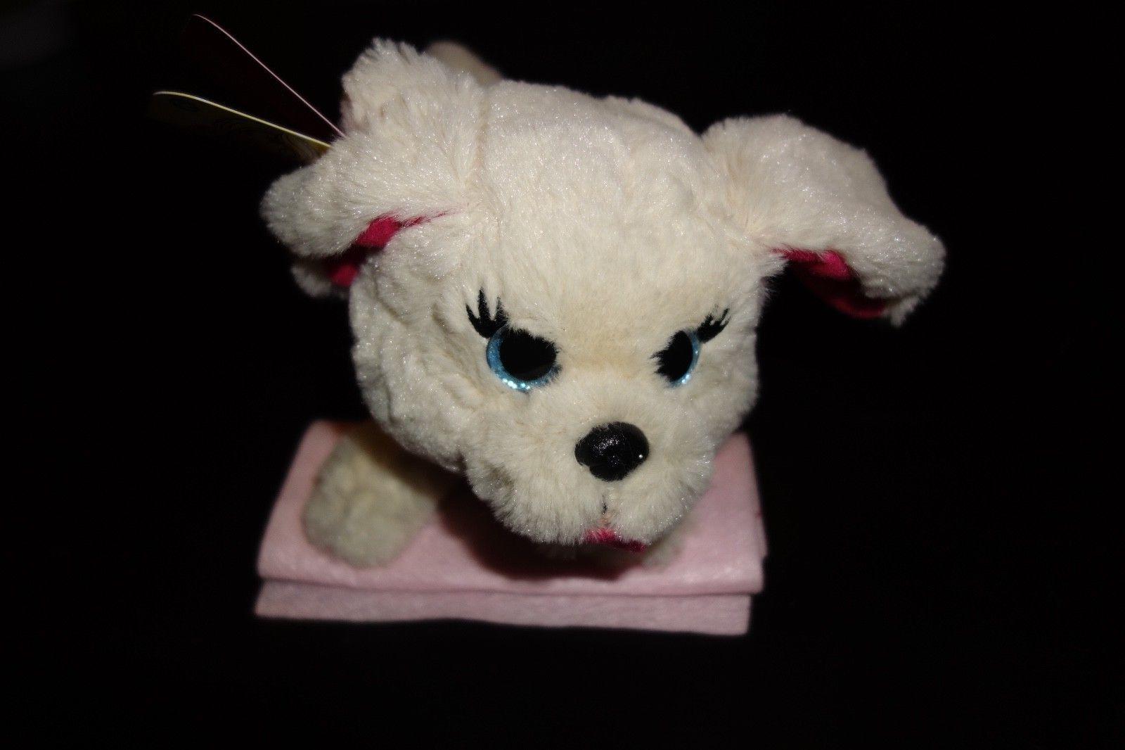 Barbie Loves Stuffed Animal Dog New 2017