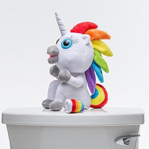 "DOOKIE THE UNICORN by Squatty 11"" Toy Stuffed"