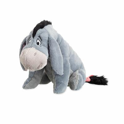 Disney Store Authentic Eeyore Plush Stuffed Animal Toy Winni
