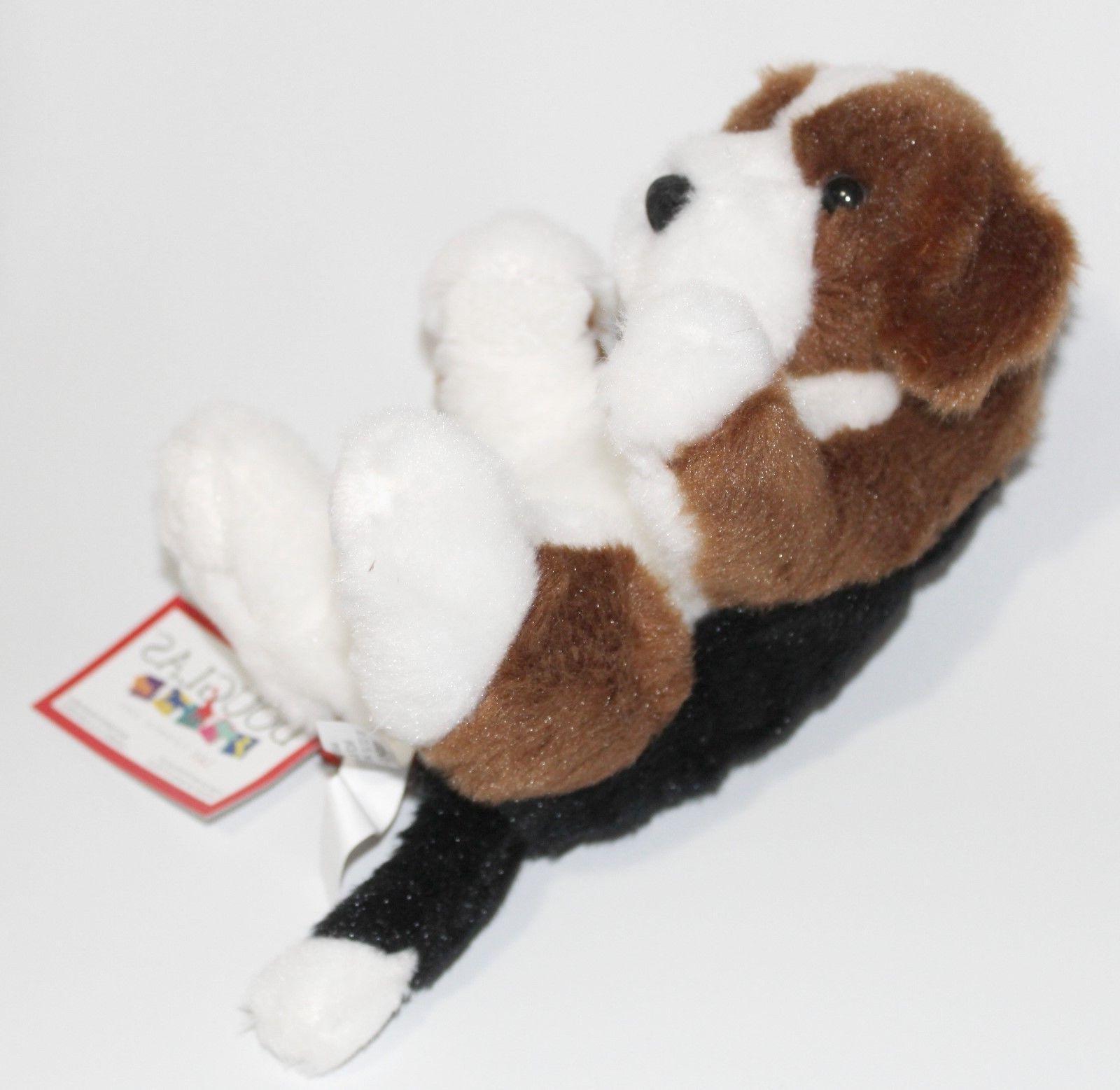 "Douglas Lil 6"" Plush Dog Stuffed Animal Toy NEW"