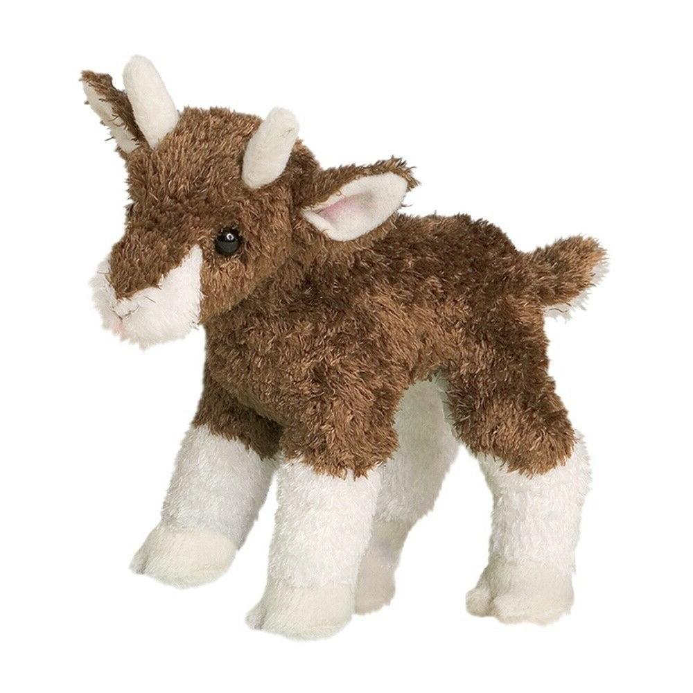 Douglas - Buffy Baby Goat - 6 inches - Stuffed Goat