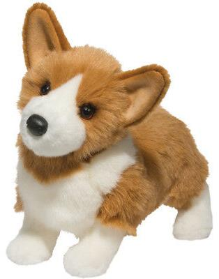 Douglas Stuffed Ingrid Welsh Corgi 1819