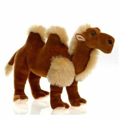 Fiesta Toys Standing Camel Plush Stuffed Animal Toy - 14 inc