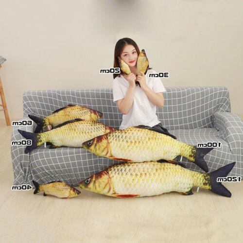 Funny Plush Fish Animal Baby New