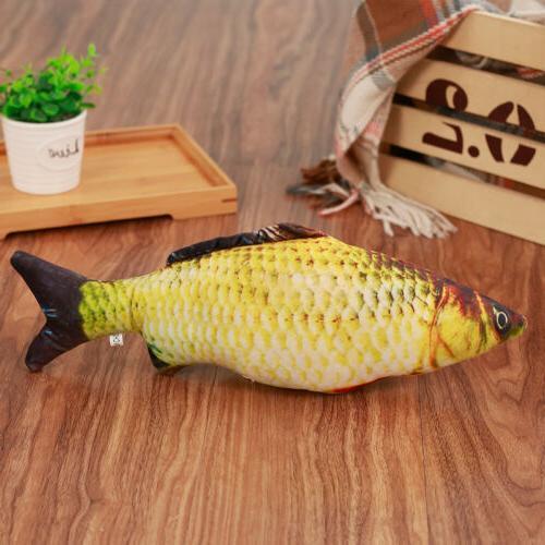 Funny Plush Fish Animal Baby