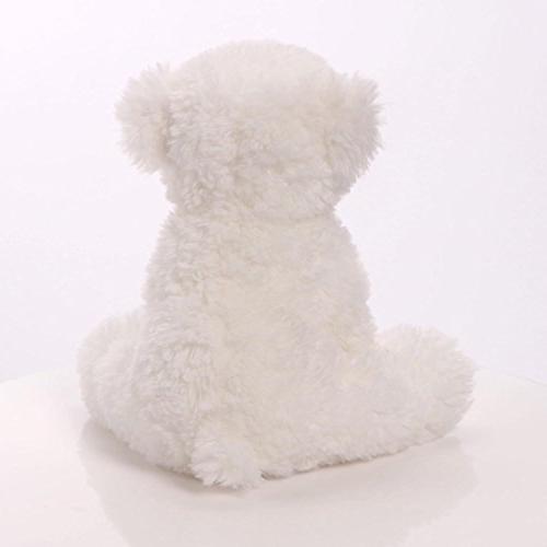 GUND Polar Bear Stuffed Animal White,
