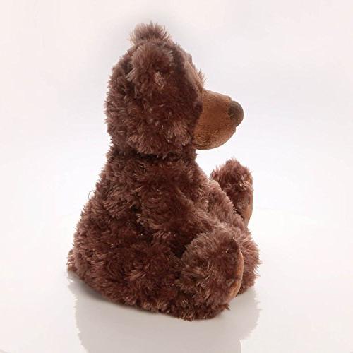 "GUND Stuffed Chocolate Brown, 12"""