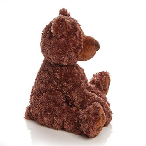 GUND Philbin Stuffed Chocolate Brown,